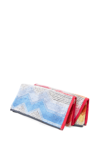 6 Piece Selma Hand Towels by MISSONI Now Available on Moda Operandi