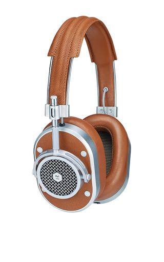 Medium master dynamic brown mh40 over ear headphones 2