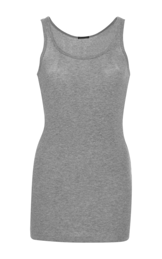 Medium atm dark grey boy tank