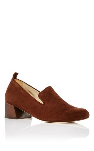 Medium mari giudicelli brown gavea loafers