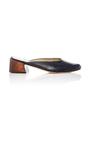 Leblon Mules  by MARI GIUDICELLI Now Available on Moda Operandi