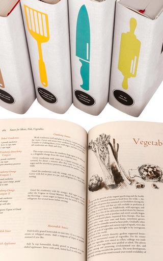 Classic Cookbooks by JUNIPER BOOKS Now Available on Moda Operandi