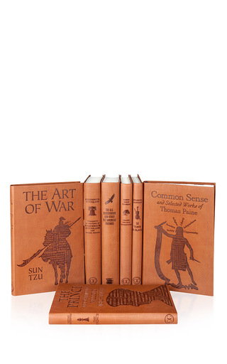 Classics Of History Book Collection by JUNIPER BOOKS Now Available on Moda Operandi