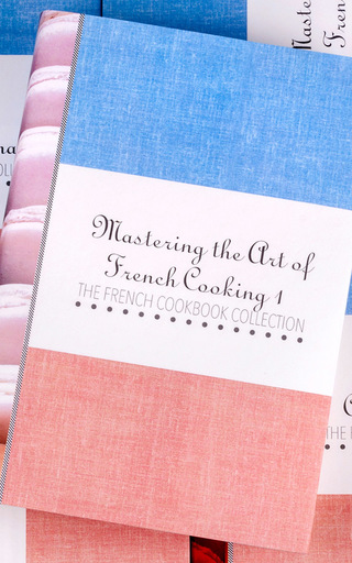 French Cookbook Set by JUNIPER BOOKS Now Available on Moda Operandi
