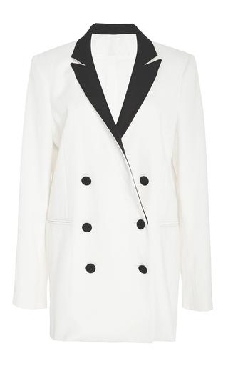 Medium racil white aqulia milkyway wool jacket