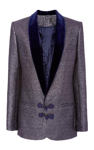 Medium racil silver draco silver dust dinner jacket