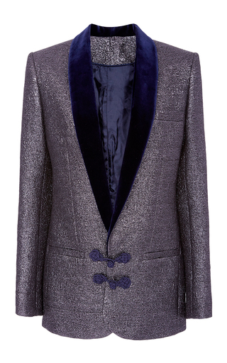 Medium racil silver draco silver dust dinner jacket