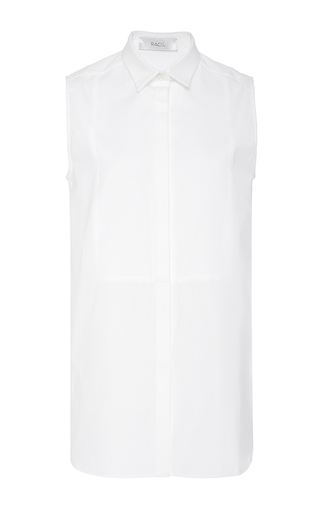 Medium racil white the mademoiselle white shirt