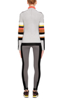 Naka Long Sleeve Striped Arm Shirt by NO KA'OI Now Available on Moda Operandi