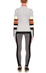 Kalia Striped Leggings by NO KA'OI Now Available on Moda Operandi