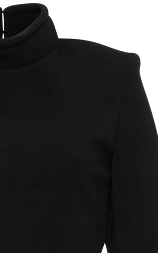 Wide Leg Jumpsuit by BRANDON MAXWELL Now Available on Moda Operandi