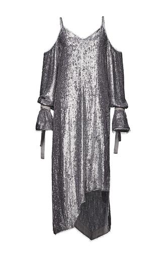 Medium magda butrym silver lancaster sequin dress