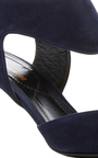 Leda Suede Pumps by NICHOLAS KIRKWOOD Now Available on Moda Operandi
