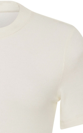 Ribbed Crop Sweater by GETTING BACK TO SQUARE ONE Now Available on Moda Operandi