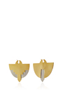 Tamanaco Earrings by MONICA SORDO Now Available on Moda Operandi