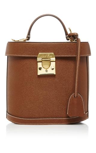 Medium mark cross brown benchley bag