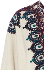 Havelli Poncho  by FIGUE Now Available on Moda Operandi