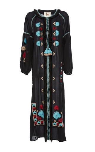 Medium figue black tula dress  2