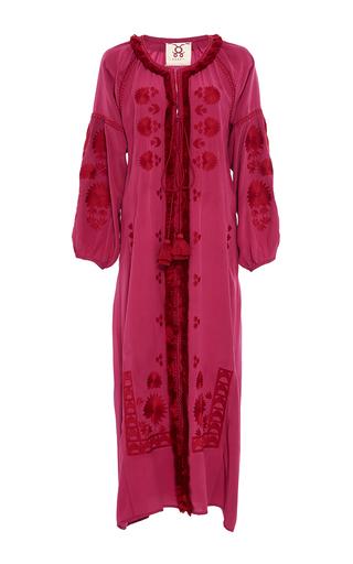 Medium figue pink raspberry tula dress