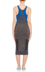 Jet Circular Knit Dress by LNDR Now Available on Moda Operandi