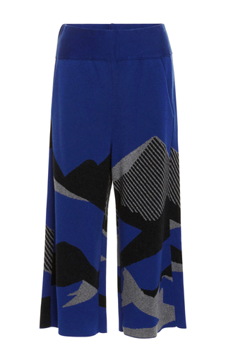 Medium lndr print alps culottes