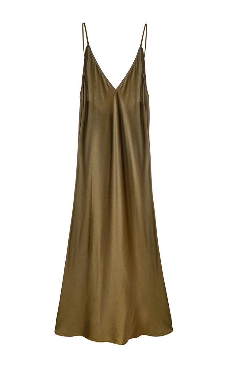 Sofia Silk Slip Dress