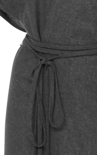 Belted Wrap Top by HENSELY Now Available on Moda Operandi