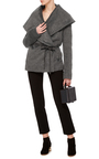 Shawl Collar Jacket by HENSELY Now Available on Moda Operandi
