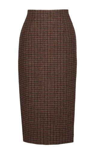 Medium lena hoschek plaid camilla skirt