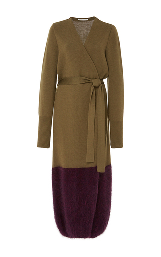Medium perret schaad olive ralph coat