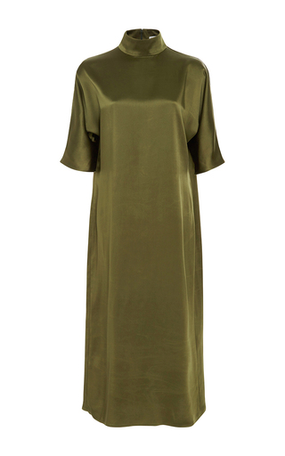 Medium perret schaad olive olive tarun dress