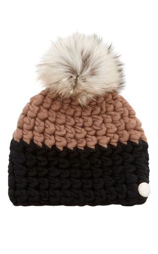 Medium mischa lampert multi deep knit beanie