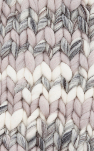 Small Knit Snood by MISCHA LAMPERT Now Available on Moda Operandi