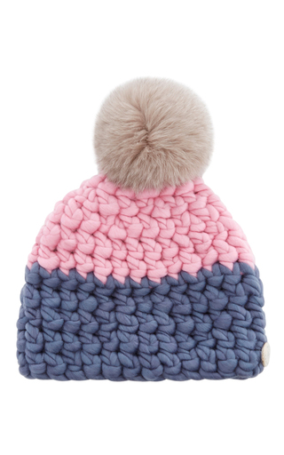 Medium mischa lampert multi deep knit beanie 2