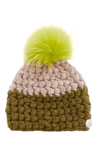 Medium mischa lampert multi deep knit beanie 3