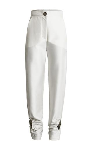 Medium freya dalsjo  2 white waterproof silk pant