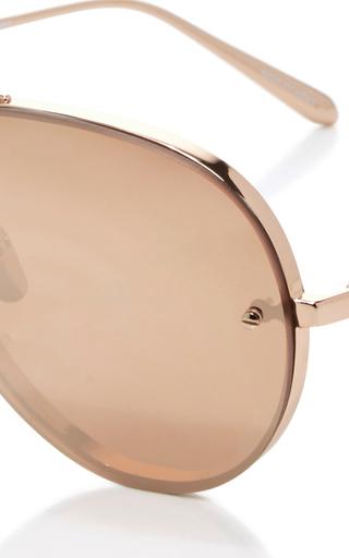 Luxe Sunglasses by LINDA FARROW Now Available on Moda Operandi