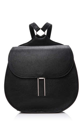Medium hayward black vallens backpack 1