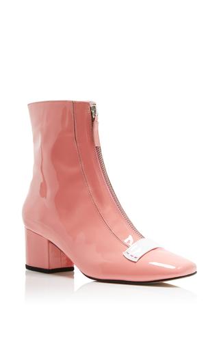 Medium dorateymur pink double delta boots 1