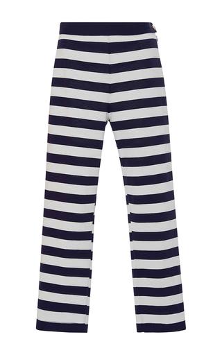 Medium mds stripes blue marella capri