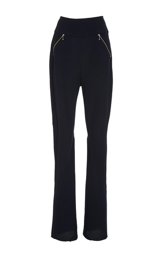 Medium kitx black black bias trouser