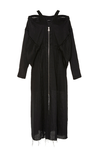 Medium kitx black released blouson dress