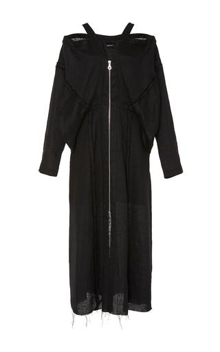 Medium kitx black released blouson dress