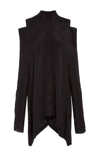 Medium kitx black release shirt