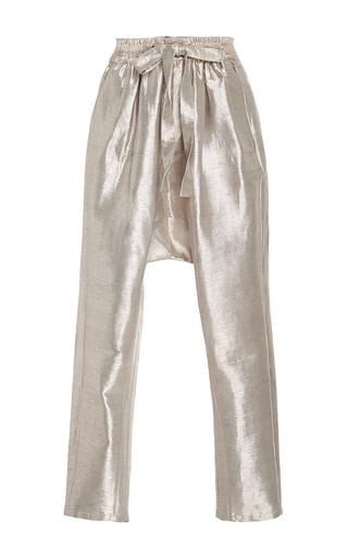 Medium kitx metallic artisan metal pant