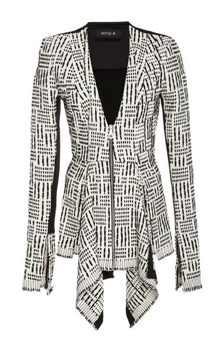 Medium kitx white the new order jacket