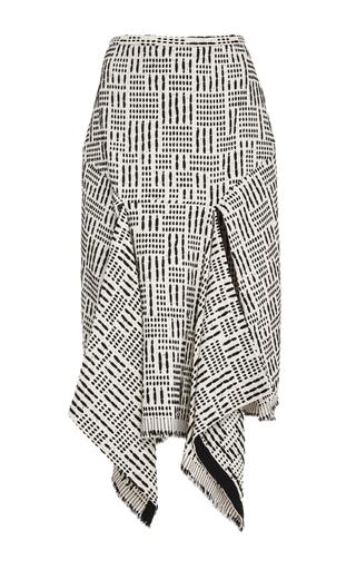 Medium kitx white the new order skirt