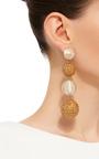 Les Bonbons Disco Earrings by REBECCA DE RAVENEL Now Available on Moda Operandi