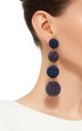 Les Bonbons Eve Earrings by REBECCA DE RAVENEL Now Available on Moda Operandi