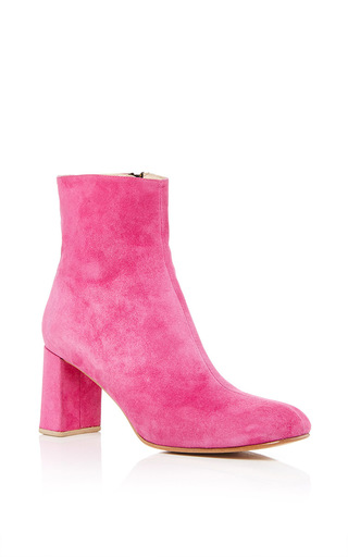 Medium maryam nassir zadeh pink agnes boot 3